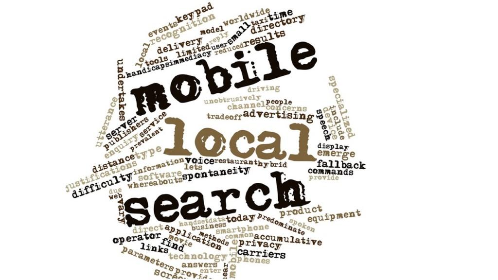 Local Search & Mobile Search Image