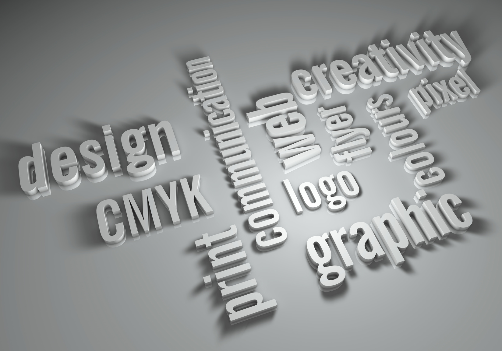 Web design word cloud and if you need a professional web design company you will find one here in Crown Point.